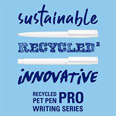 uma recycled pet pen pro writing series